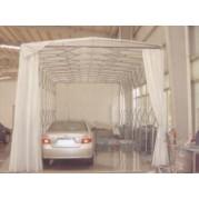 鋁合金支架車房