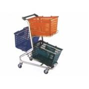 三籃購物車