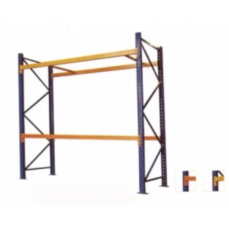 橫樑式重型倉儲架