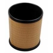 皮革面單層小圓桶