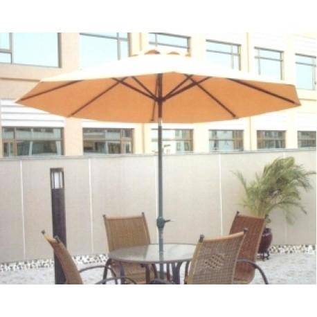 户外太陽傘